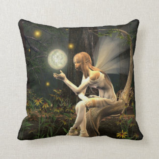 Fairy light ball Pillow