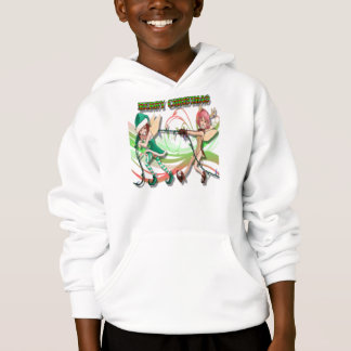 Fairy Lights - Kids Hooded Sweatshirt