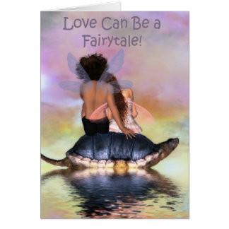 Fairy Lovers Card