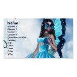 Fairy Masquerade Ball Business Card Templates