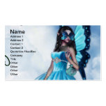 Fairy Masquerade Ball Pack Of Standard Business Cards