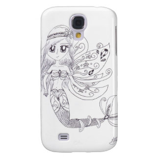 Fairy Mermaid Galaxy S4 Case