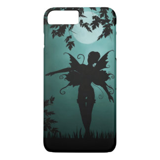 Fairy moon iPhone case