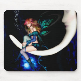 Fairy Moon Mousepad