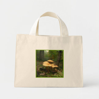 Fairy Mushroom Ring Small Mini Tote Bag