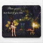 Fairy nightlights mousepad
