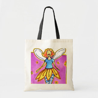Fairy Notes Canvas Bags