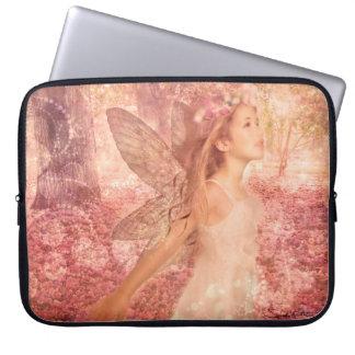 'Fairy of Spring' Laptop Sleeve