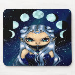 """Fairy of the Changing Moons"" Mousepad"