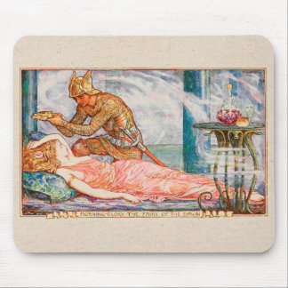 Fairy of the Dawn Mouse Pad