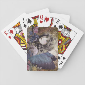 Fairy of the Flowers Playing Cards