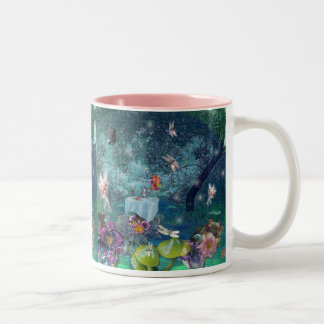 Fairy Portal Two-Tone Coffee Mug