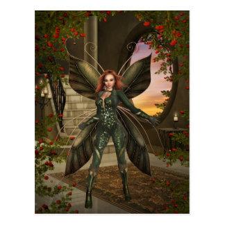 Fairy Power Postcard