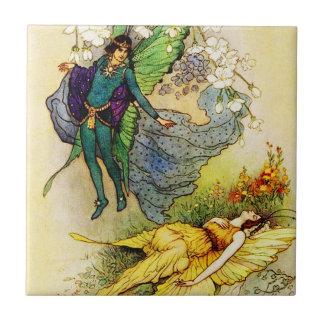 Fairy Prince and Princess Tile