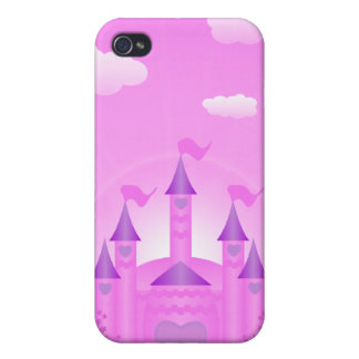 Fairy Princess Castle Case For The iPhone 4