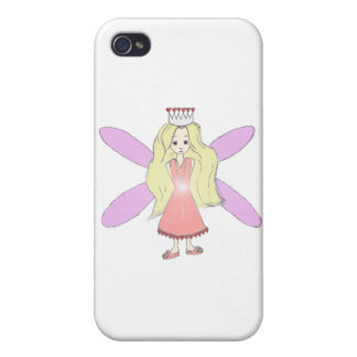 Fairy Princess Covers For iPhone 4