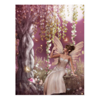 Fairy Queen Postcard