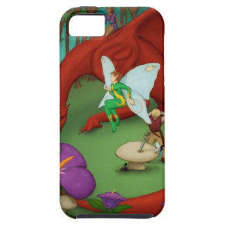 Fairy Quest iPhone 5 Cover