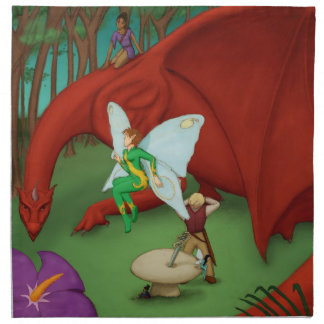 Fairy Quest Napkins