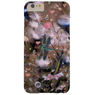 Fairy Seeds and Dragonfly Barely There iPhone 6 Plus Case