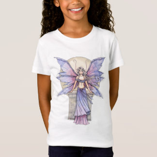 Fairy Shirt Girls Baby Doll Fitted T-Shirt