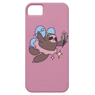 Fairy Sloth iPhone 5 Case