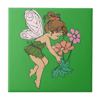 Fairy Small Square Tile