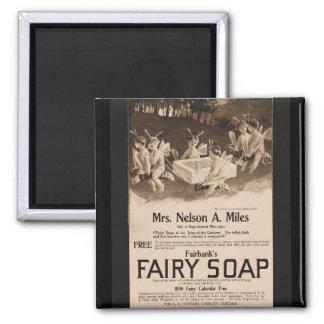 Fairy Soap Magnet