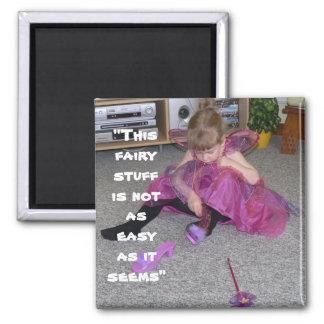 Fairy Stuff Magnet