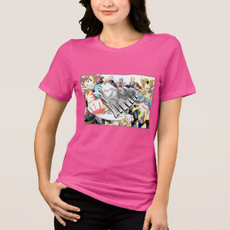 Fairy Tail - Nalu love T-Shirt