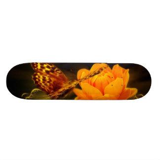 Fairy Tale Butterfly Skateboard