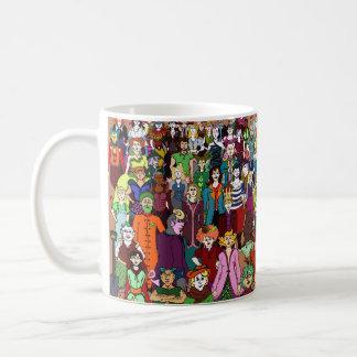 Fairy-Tale Characters Mug! Coffee Mug