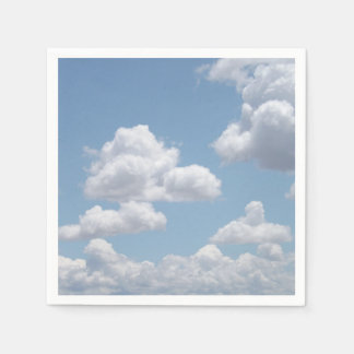 Fairy Tale Clouds Paper Napkins