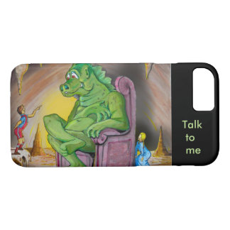 FAIRY TALE DRAGON CAVE iPhone 7 CASE