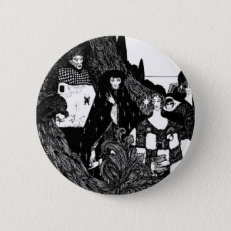 Fairy Tale - Illustration 2 6 Cm Round Badge