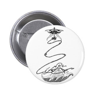 Fairy Tale - Illustration 3 6 Cm Round Badge