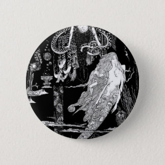 Fairy Tale - Illustration 6 6 Cm Round Badge