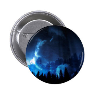 Fairy Tale Landscape 6 Cm Round Badge