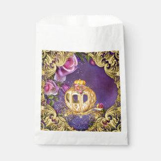 Fairy Tale Princess Birthday Party Favour Bag