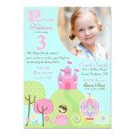 Fairy Tale Princess Third Invitation