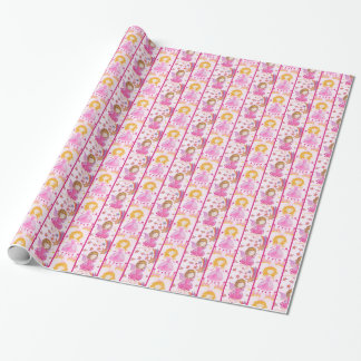 Fairy Tale Princess Wrapping Paper