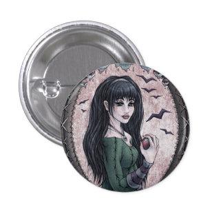 "Fairy Tale ""Snow White"" Fantasy Art Button"
