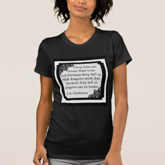Fairy Tales Are... Women's Shirt
