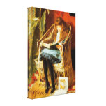 """Fairy Tales"" by Mary Gow Stretched Canvas Prints"