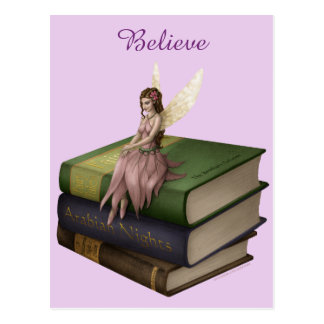 Fairy Tales Postcard