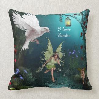Fairy Tales Throw Cushion