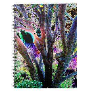 Fairy Tree Notebook
