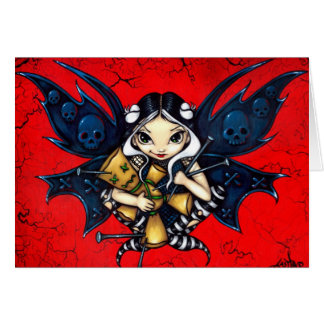 """Fairy Voodoo"" Greeting Card"