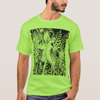 Fairy Walking in Flowers T-Shirt