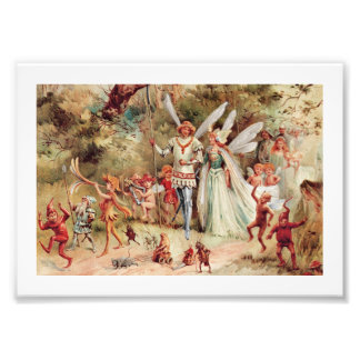 Fairy Wedding Art Photo